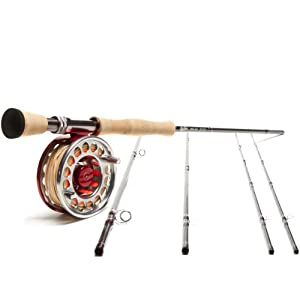 Red Truck Diesel  Tarpon  12 Wt Fly Fishing Outfit - Ready to Fish by Red Truck Fly Rods