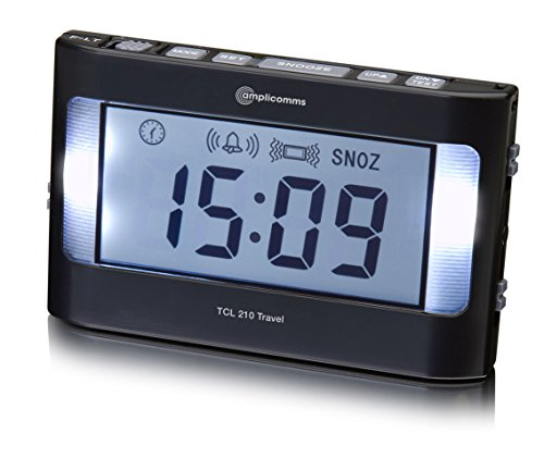 best travel alarm clocks 2016 top 10 travel alarm clocks