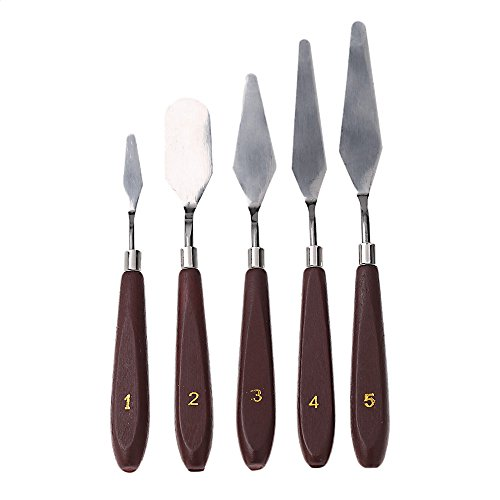 anself-5pcs-stainless-steel-palette-knife-mixed-scraper-set-spatula-knives-for-artist-oil-painting