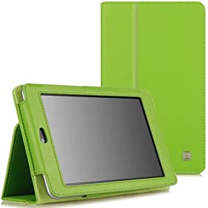 CaseCrown Bold Standby Case Green for Google Nexus 7 Built-in magnetic for sleep / wake feature