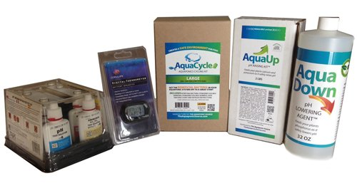 AquaStart Large Aquaponics Getting Started Kit