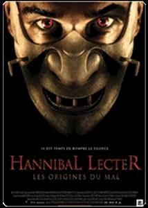 Hannibal Lecter, Les origines du mal [Import belge]