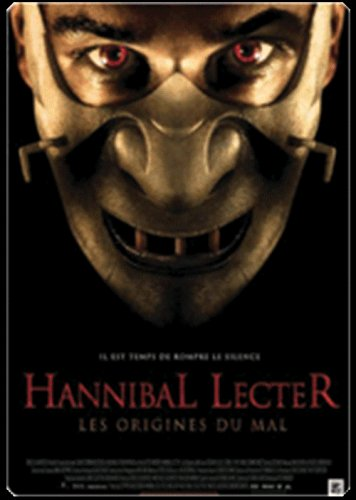 Hannibal Lecter, Les origines du mal [FRANCESE]
