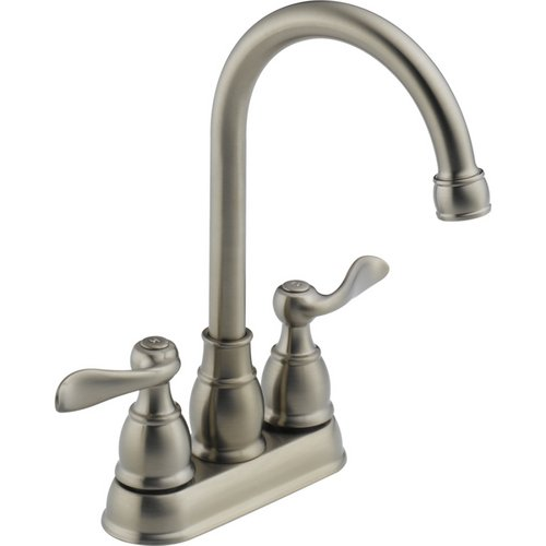 Delta 28996LF-SS Windemere Bar/Prep Faucet Stainless Steel