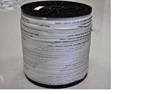 """3/4"""" x 3000' 2500# Tensile Polyester Pulling Tape / Mule Tape"""
