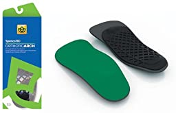 Spenco Incorporated (a) Orthotic Arch Supports 3/4 Length Size M 12-13