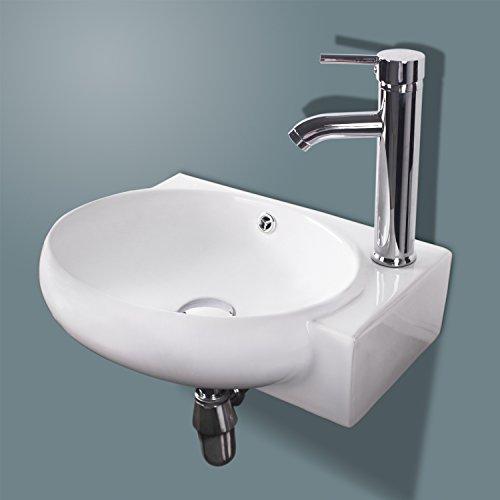 Corner Toilet Sink Combo : ... Sink & Chrome Faucet Combo Hardware Plumbing Plumbing Fixtures Sinks