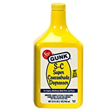 Gunk SC2A Super Concentrate Degreaser - 32 fl. oz.