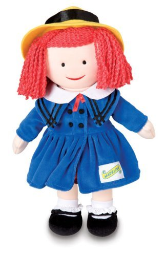 Madeline Dress-able Plush Doll