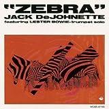 Zebra by Dejohnette, Jack (1989-05-19)
