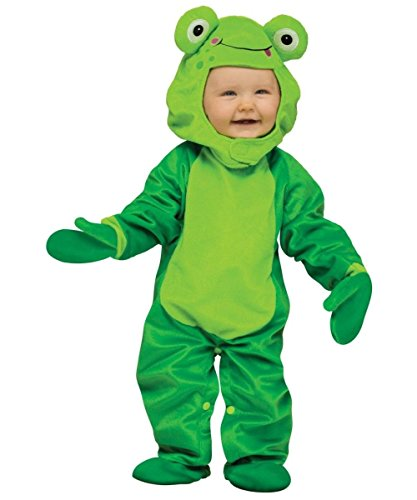 Adorable Froggy Infant Toddler Unisex Costume