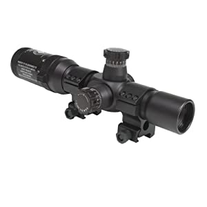 Countersniper Tactical Optic 1-4 x 30 Scope by Delta
