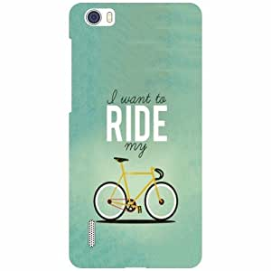 Huawei Honor 6 H60-L04 - Ride Phone Cover