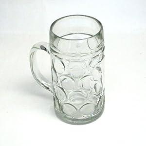 Masskrug 1 Liter Isar Beer Mug from M. CORNELL IMPORTERS INC.
