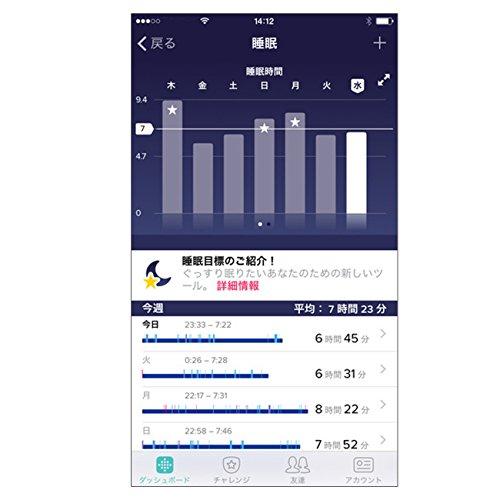 【日本正規代理店品】Fitbit ワイヤレス活動量計+睡眠計リストバンド Charge Large Burgundy  FB404BYL-JPN
