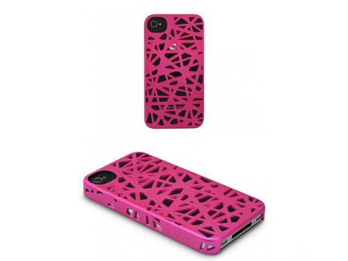 INCASE iPhone4 snap case Birdsnest Snap Case Pop Pink