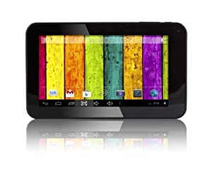 """POWERFUL 7"""" DUAL-CORE TABLET PC - RAPID5® ELITE TABLET PC- DUAL-CORE CPU - QUAD-CORE GPU - ANDROID 4.2.2 JELLY BEAN - CAPACITIVE 5-POINT TOUCH SCREEN"""