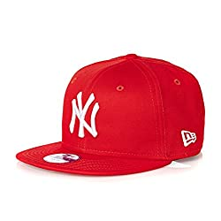 Krystle NY 56Fifty Cap (Red/White-7) For Men