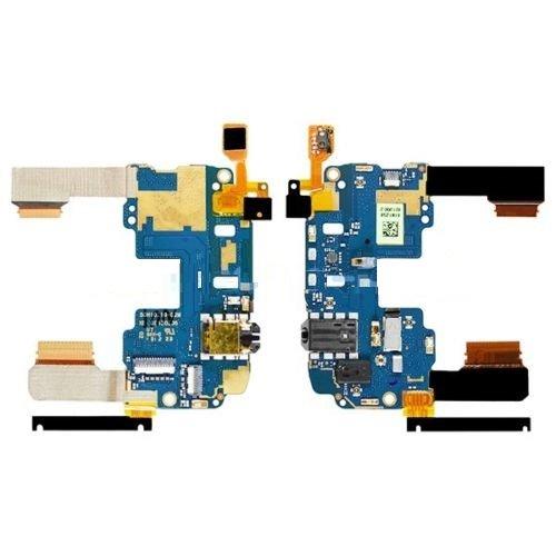 HTC One mini M4 601e 601s Flex Cable + Headphone Jack + Power+ Volume Connector GioStock (Htc One Camera Module compare prices)
