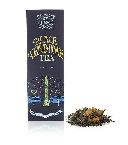 Twg Tea Place Vendome Green Tea 3.5 Oz
