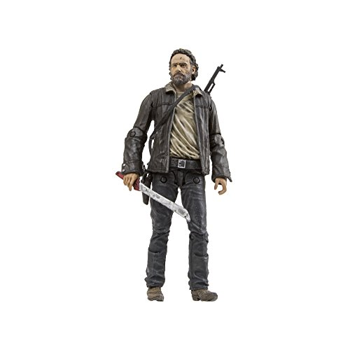 Mc Farlane - Figurina Walking Dead - Tv Serie 8 Rick Grimes 13Cm - 0787926146240