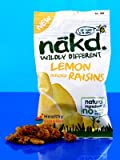 Nakd Lemon Infused Raisins 25g