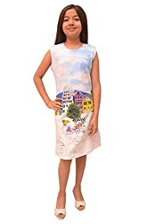 titrit cotton frock for girls