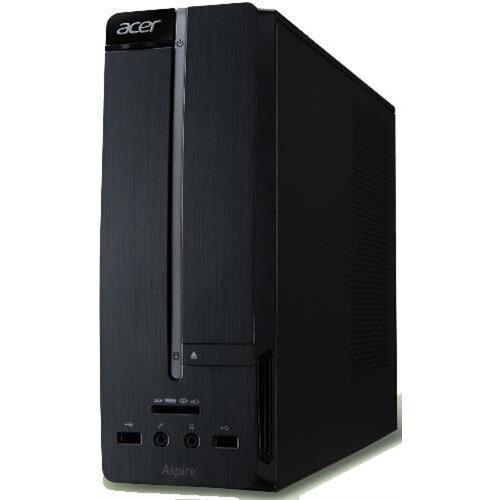 Acer Aspire XC-603 Desktop Computer - Intel Pentium J2900 2.41 GHz - 4 GB RAM - 500 GB HDD - DVD-Writer - Windows 8.1 64-bit DT.SUMAA.006 deal 2016