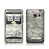 ACU Camo Design Protector Skin Decal Sticker for HTC EVO 4G Cell Phone