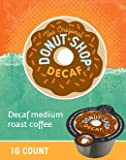 VUE Coffee People Donut Shop DECAF (2 Boxes of 16 VUE Packs)