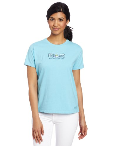 life-is-good-camiseta-para-mujer-turquesa-summer-turquoise-tallasmall