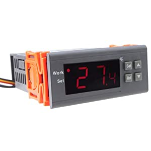 IMAGE® 110V Digital Air Humidity Control Controller WH8040 Range 1%~99% RH HM-40 Type