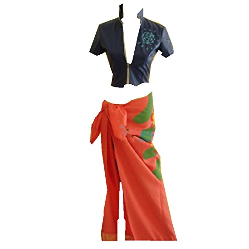 [one piece Nico Robin two years later cosplay costume] (Nico Robin Cosplay Costume)