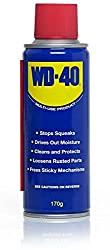 WD-40 Multi-Use Product Spray - 170 gms & 63.8 GMS - with Straw - SUPER SAVER COMBO PACK of 2