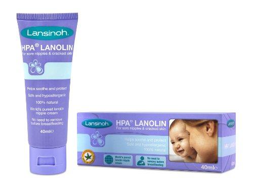 Lansinoh Hpa Lanolin Cream 40Ml front-918248