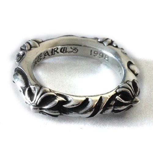 [クロムハーツ] エス・ビー・ティー シルバー リング / CHROME HEARTS S.B.T silver ring [並行輸入品]