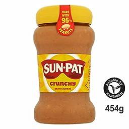 Sun-Pat Crunchy Peanut Butter (454g)