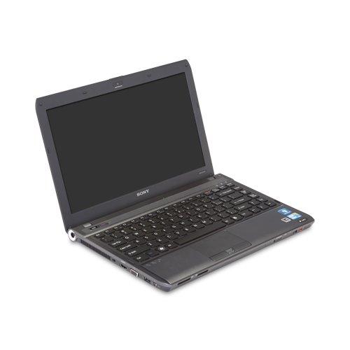 Sony VAIO VPC-S137GX/B 13.3-Inch Laptop (Black)