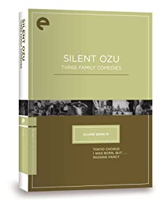Silent Ozu: Three Family Comedies: Eclipse Series 10 (The Criterion Collection)