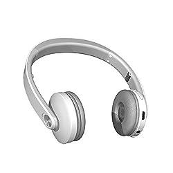 LG Gruve HBS-600 Bluetooth Headset (White)