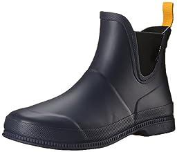 Tretorn Women\'s EVA Lag Rain Shoe, Blue, 35 EU/4 B US