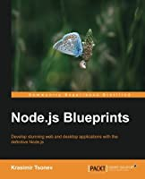 Node.js Blueprints Front Cover