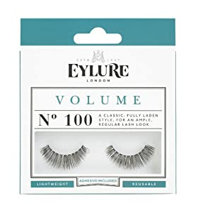 Eylure Strip Lashes No.100 (Volume)