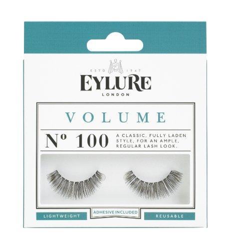 Eylure Naturalite Strip Lashes No. 100 (Super full)