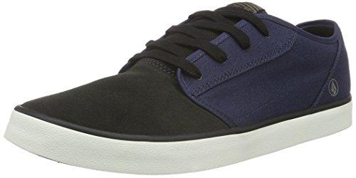 Volcom - Grimm 2 Shoe, Scarpe da ginnastica Uomo, Blau (Midnight Blue), 45