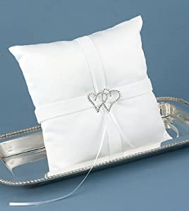 Hortense B. Hewitt Wedding Ring Bearer Pillow
