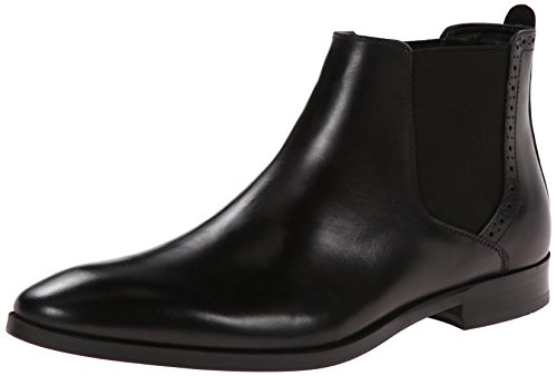 Aldo Men's Times Chelsea Boot, Black, 40 EU/7.5 D US