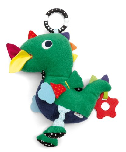 Mamas & Papas Babyplay Activity Toy (Flame The Dragon) - 1