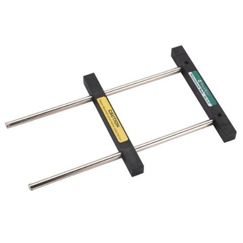 Woodriver Polycarbonate Body 8-Inch Jointer Knife Setting Jig