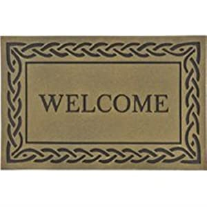 Door mat 23 x 35 sanded kitchen home for Door mats amazon